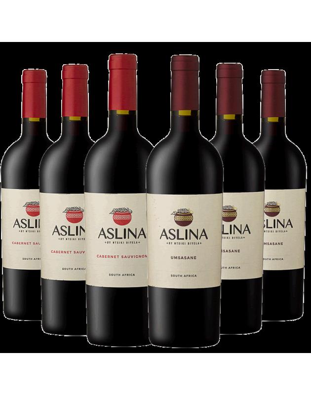 Aslina Red Mix Case