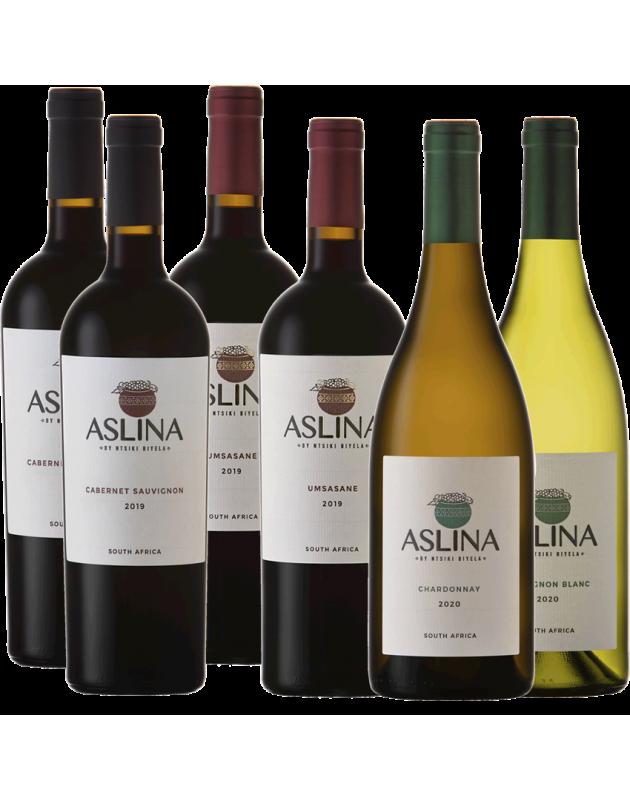 Aslina Taste Pack 1
